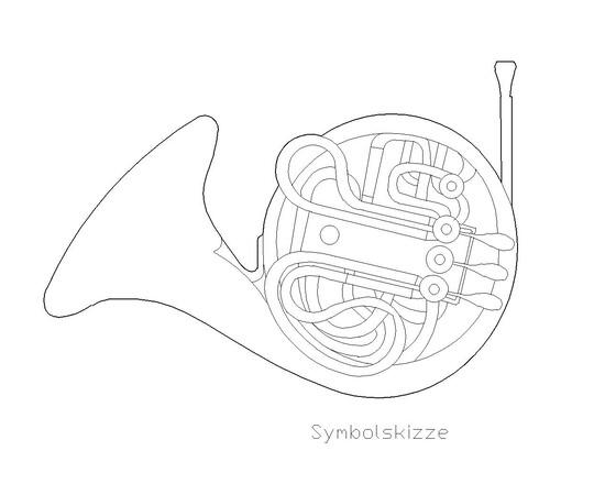 """Figur """"Horn"""""""