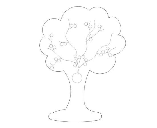 """Figur """"Baum"""""""