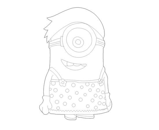 "Figur ""Minion""2"