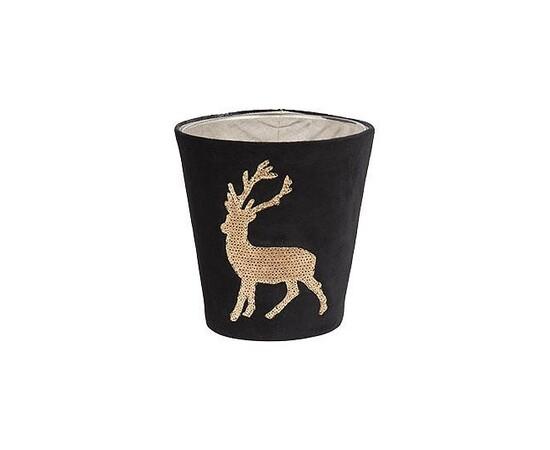 """Kerzenhülle """"Funky Deer"""" 170"""