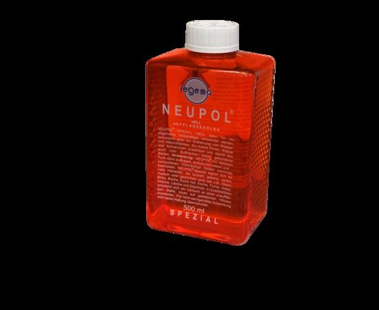 "Möbelpflegemittel ""Neupol hell"""