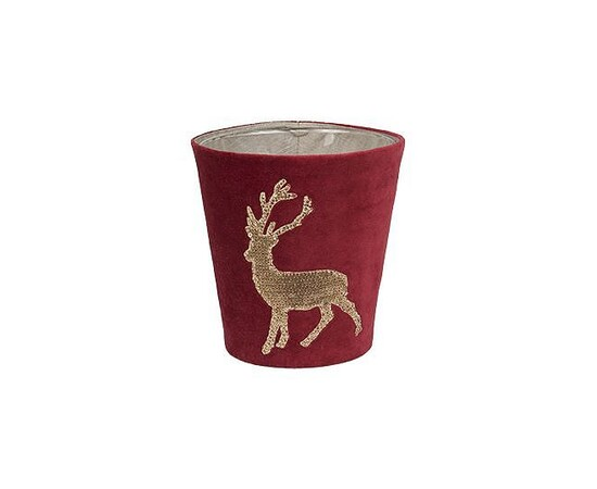 """Kerzenhülle """"Funky Deer"""" 150"""